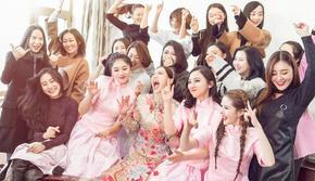 风格化元年-婚礼人像摄影基础档套系