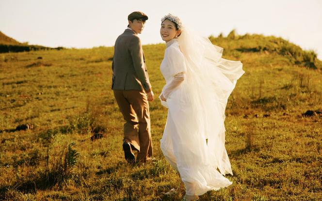 电影质感-原创风格,多对一专属定制婚纱摄影