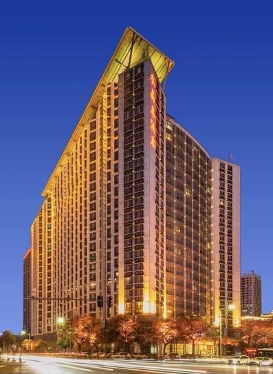 水晶岛酒店