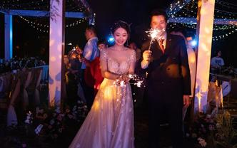 【总监档双机位摄影】月光爱人合肥婚礼跟拍