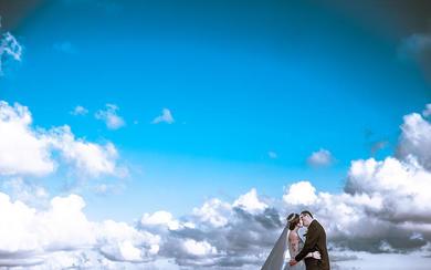 三亚婚礼拍照婚礼跟拍照片上门服务