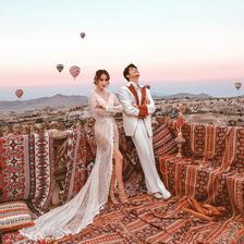 去三亚拍婚纱照哪家好 三亚婚纱摄影排行榜