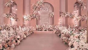【忆喆】 粉色少女梦 粉色梦幻婚礼