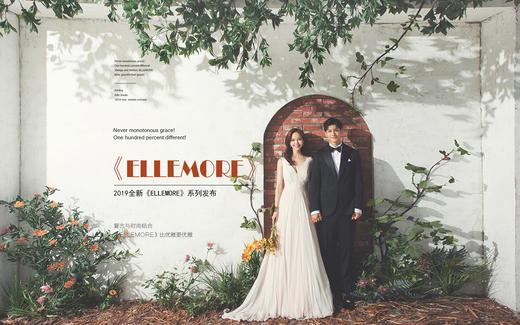 韩国艺匠-全新韩式婚纱照发布