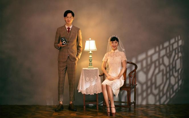 【中式典雅系列+纯色经典系列+不满意免费重拍】