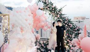 天空之城  私人订制浪漫求婚策划
