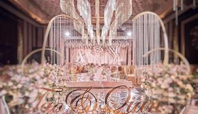 佛山婚庆策划东方新娘高贵复古奢华欧式童话宫廷婚礼