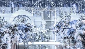 【唯美婚嫁】超级性价比 预算内的纯布置婚礼
