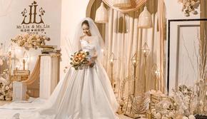 树洞婚礼 | 香槟色-美式乡村