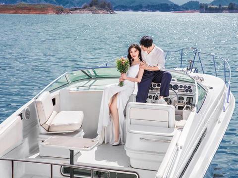 【热销】6999元 千岛湖吃喝玩乐一体+游艇拍摄