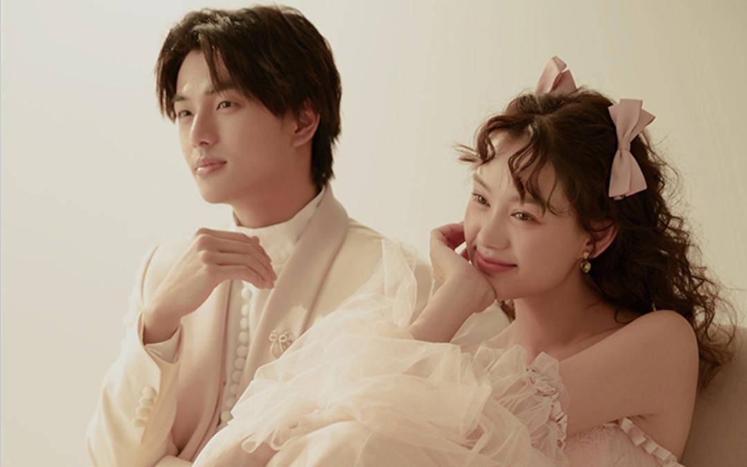 【研发团队】韩式内景/轻奢婚纱照
