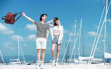 【爆款旅拍】  水上婚礼+豪华游艇出海+圣托里尼