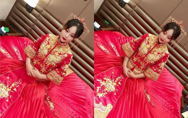 水仙新娘跟妆  婚礼纪实