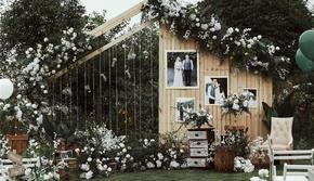 【葵 L'amour婚礼】丛林小屋