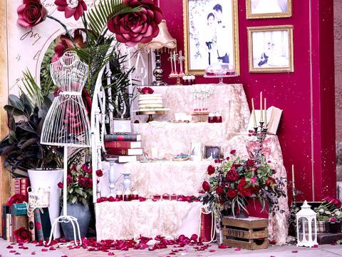 【人气爆款 】超高性价比精致户外婚礼