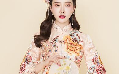 Lovely Bride-中式嫁衣出阁服