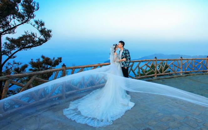 拾光影像南澳岛轻旅拍婚纱系列