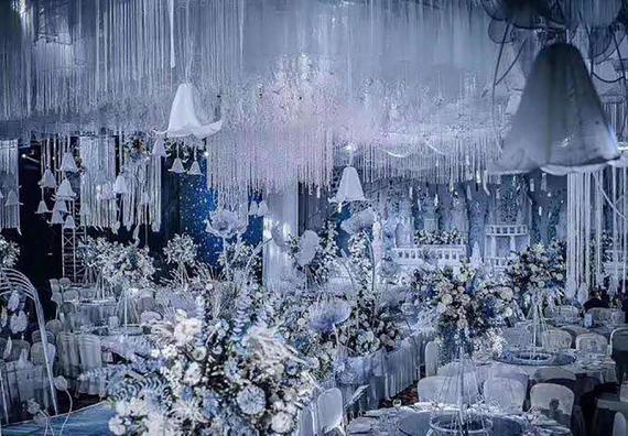 【冰雪梦幻】高端奢华定制婚礼