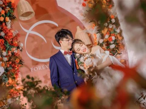 【秘境】(西式室内)明场精致婚礼