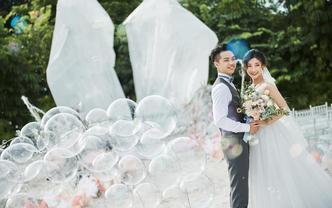 【壹视觉】总监摄影师带领,重量三机位记录幸福婚礼