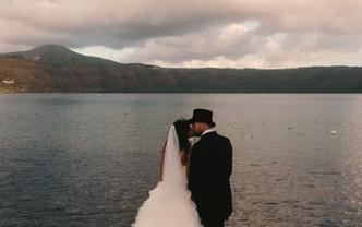 呼市明星定制航拍领证、婚礼、MV、微电影4K超清