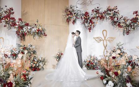 【鹿小姐婚礼中心】鲜花场