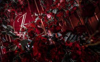 【安东妮】超级口碑红金大气婚礼