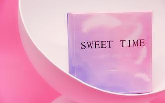 花与糖 — 梦幻紫色羽毛系