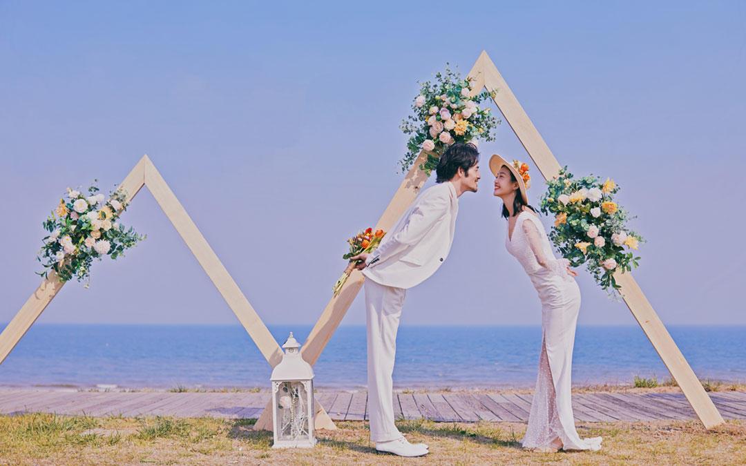 【私人定制】12服12造/天空之城2天专线婚纱照