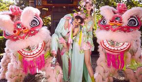 《国潮》中国新娘系列全新发布