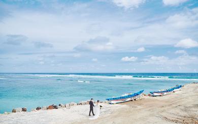 爱旅拍巴厘岛•客照欣赏•巴厘之旅•胡&郭