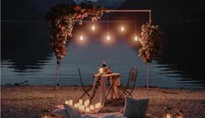 武汉同城室内户外创意快闪求婚策划二人约会策划