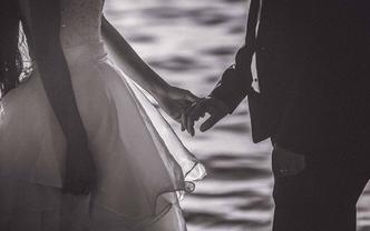个性定制创意 婚纱照拍摄