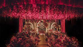 【诺言】2020欧式主题红色婚礼