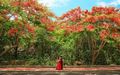 爱旅拍巴厘岛•客照欣赏•巴厘之旅•何&高