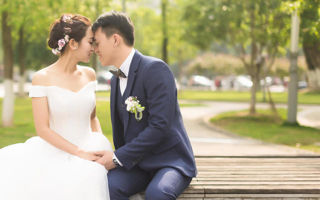 《余生全是你》纪实婚礼摄影