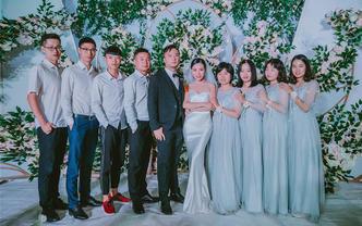 武汉婚礼跟拍总监单机位摄影师纪实拍摄婚礼必备