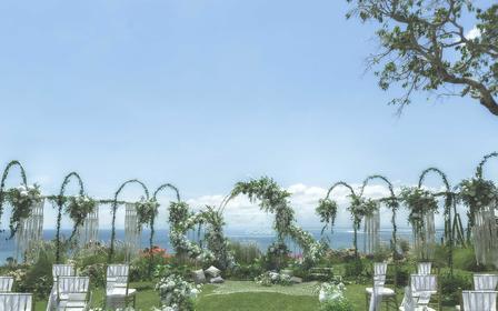 【巴厘岛婚礼】世尊庄园 海外婚礼 一价全包