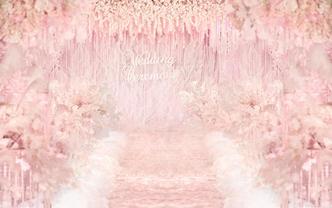 四大全包-粉色公主梦主题 层高2.8米 吊顶设计