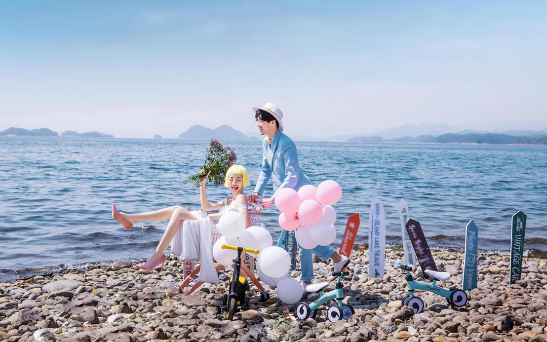 【限时超值套系】千岛湖旅拍婚纱照一对一拍摄