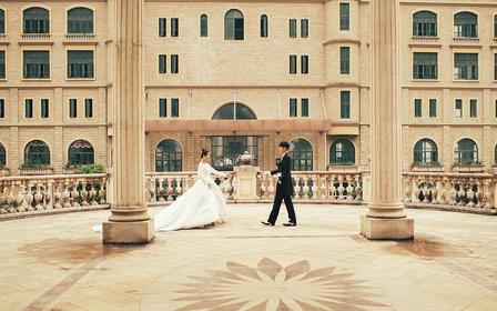 【锐摄影INS婚礼】研发团队双日服务| 浪漫限映