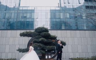 知白影像-婚礼摄像三机位导演档短片+快剪+流程