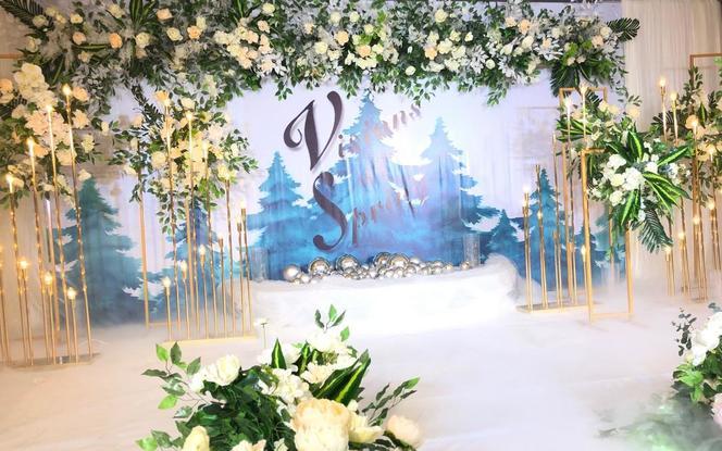 【女神必选】资深全程新娘跟妆+新娘2套
