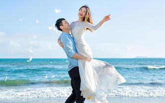 婚礼摄影 一站式目的地旅行婚礼