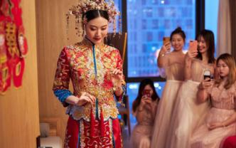 《中式》2020新品精选秀禾套餐