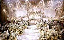 【精致婚礼】香槟色轻奢花海浪漫婚礼