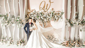 【米迪婚礼】—网红ins风极简创意素雅清新婚礼