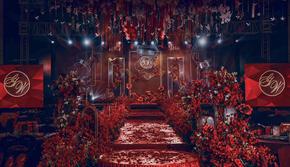 年终【圣诞特惠】抢购红色简约大气爆款