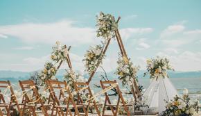 【澄一婚礼】海边夏日清新婚礼