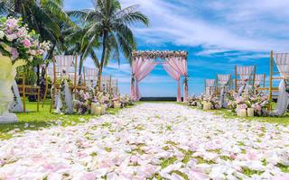 三亚蓝端婚礼策划机构